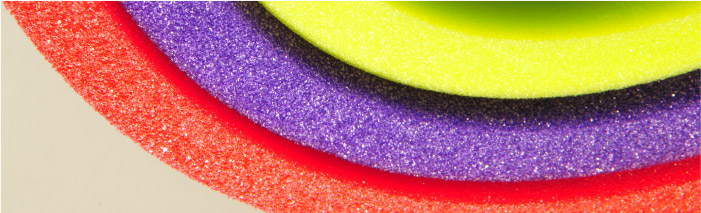 AZOTE® Foam Colors